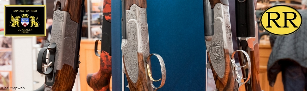 exposition fusils Krieghoff R Rathier