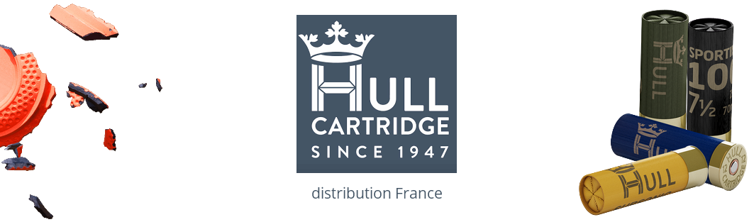 Cartouches HULL distribution Raphael RATHIER